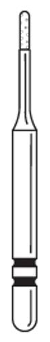 Two-Striper Diamond FG 5/Pk Mp38M Microprep