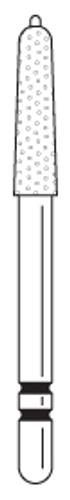 Two-Striper Diamond FG 5/Pk Guide Safe End Se740.8M