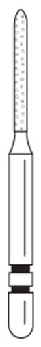 Two-Striper Diamond FG 5/Pk 510.8C Cylinder Beveled Mod.