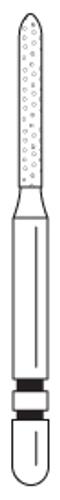Two-Striper Diamond FG 5/Pk 511.8C Cylinder Beveled Mod.