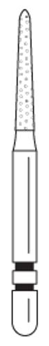 Two-Striper Diamond FG 5/Pk 764.8C Curettage K
