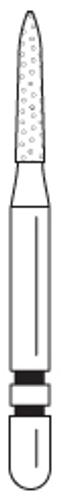 Two-Striper Diamond FG 5/Pk 262.6.5C Flame