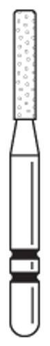 Two-Striper Diamond FG 5/Pk Kr 515.6C Cylinder Round