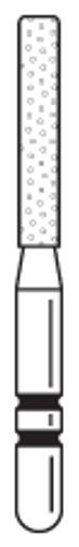 Two-Striper Diamond FG 5/Pk Kr 521.8C Cylinder Round