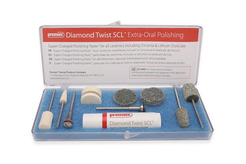 Diamond Twist Scl Lab Kit