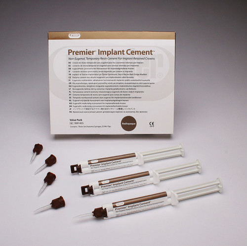 Premier Implant Cement (New)