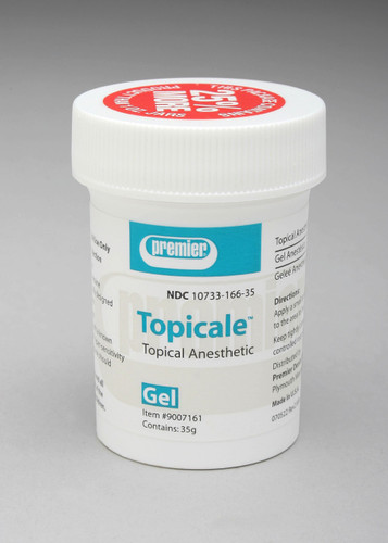 Topicale - Topical Anesthetic Gel Patch
