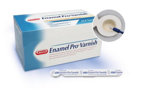 Premier Enamel Pro Clear Varnish Bubblegum .25mL 35/Pk