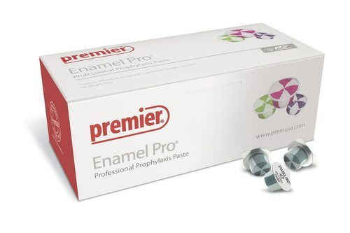 Enamel Pro Prophy Paste W/Acp Bubblegum Med 200/Pk