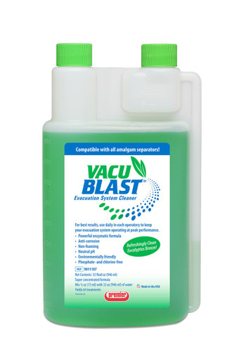Vacu Blast - Enzymatic Liquid Evacuation System Cleaner