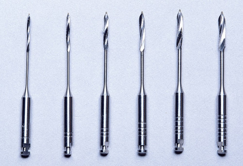 Premier Peeso Drills RA Assorted 6/Pk