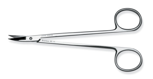 Scissors Quimby Curved