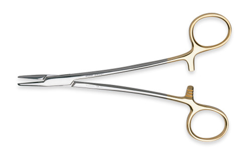 "Needle Holder Mayo-Hegar Carbide 6 1/4"""
