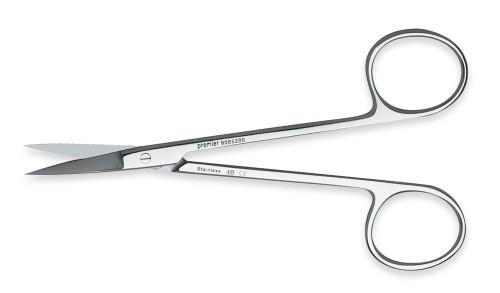 """Scissors Iris Tissue Straight/Delicate 4 1/2"""""""