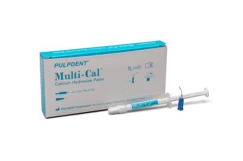 Multi-Cal - Kit 4X1.2 mL Syr + Tips
