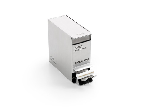 Roeko Dental Roll Dispensers Roll-O-Mat (Chrome-Nickel-Steel