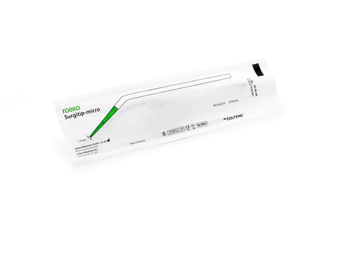 Roeko Surgitip-Microsurgical Aspirating Tip 20/Pk 1.2mm