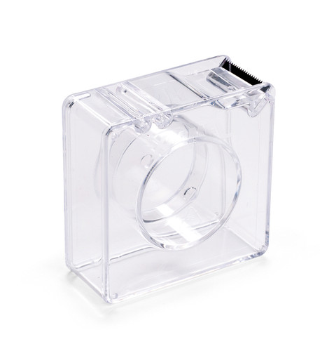 """Roeko Foil Dispensers For 22mm / 7/8"""" -Clear"""