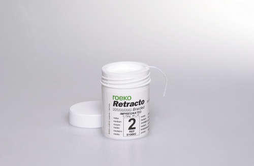 Roeko Retraction Cord - Braided (Non-Impregnated) 72/Pk #0
