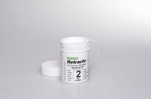 Roeko Retraction Cord - Braided (Non-Impregnated) 72/Pk #1