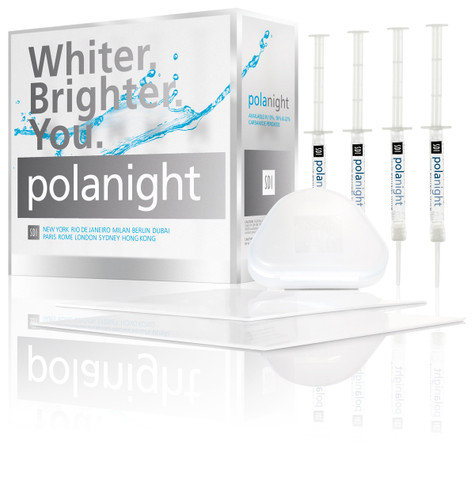 Pola Night 10 Syringe Kit - 16% Carbamide Peroxide