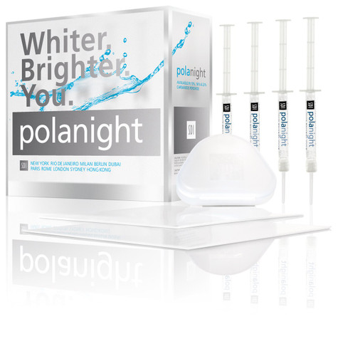 Pola Night 10 Syringe Kit - 22% Carbamide Peroxide