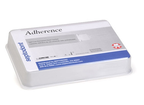 Adherence Self-Cure Permanent Resin Cement Kit