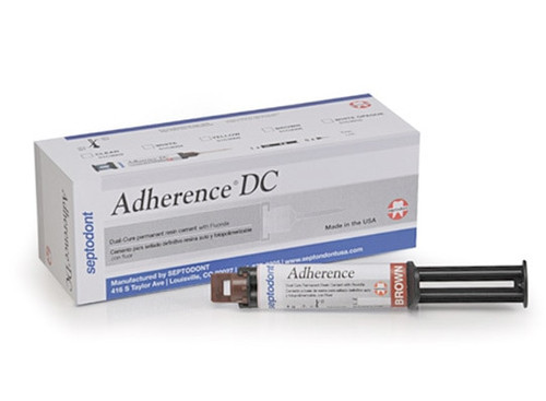 Adherence Refill Base Brown W/Cat