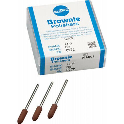 Shofu HP Brownie Pc2 12/Pk