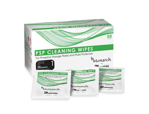 Phosphor Plate (Psp) Cleaning Wipes (Box Of 50)