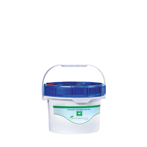 1.25 Gallon Amalgam Bucket