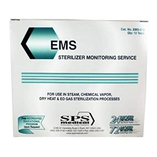 Ems Biological Monitoring System 12Pak