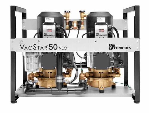 Vacstar 50 Neo,Vacuum System 4 User 1Hp Ea. (205/240V)