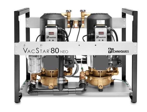 Vacstar 80 Neo,Vacuum System 7 User 2Hp Ea. (205/240V)