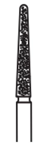 Diamond, Round End Taper (856-014-8C), 770-9P Pk5