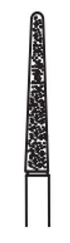 Diamond, Round End Taper (850-018-10C), 770-10P Pk5
