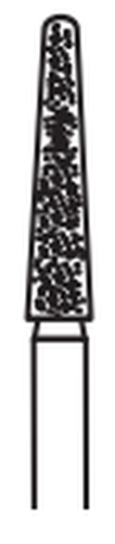 Diamond, Round End Taper (856-016-8C), 771-8P Pk5