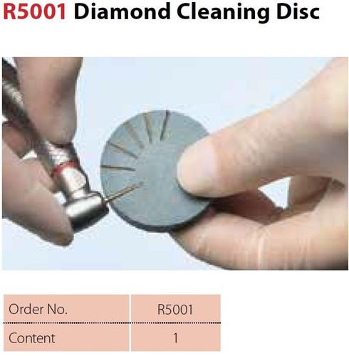 Alpen Diamond Cleaning Disc Ea. 5001
