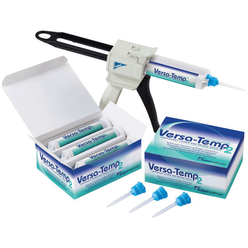 Versa-Temp 2 Temporary Crown & Bridge Material  - A3 3X50mL