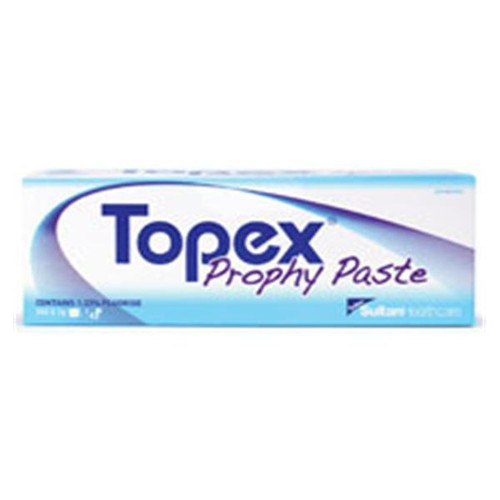 Topex Prophy Paste Cherry Coarse Cups - Box Of 200