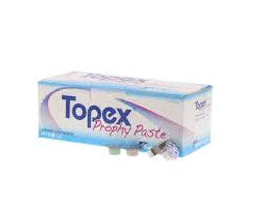 Topex Prophy Paste Cherry Medium Cups - Box Of 200