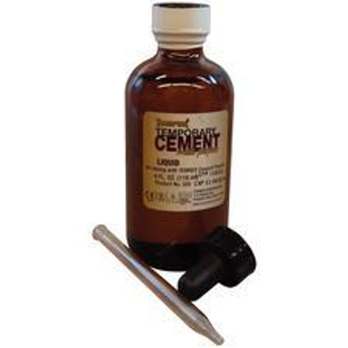 Temrex Cement - Liquid 4Oz