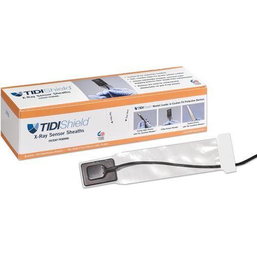 Tidi X-Ray Sensor Sheaths #2 Long Tip 100Pk