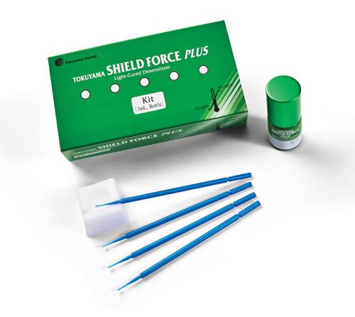 Tokuyama Shield Force Plus Kit