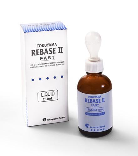 Tokuyama Rebase II Liquid  50mL Bottle