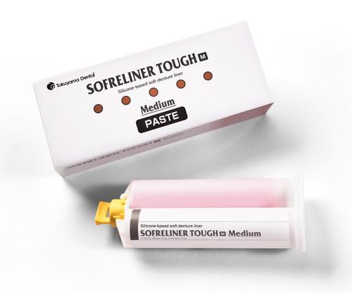 Sofreliner Tough M Paste  54G Cartridge