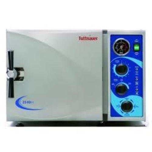 Tuttnauer 2540M Autoclave 10X18 110 V