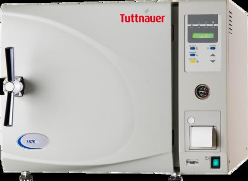 Tuttnauer Autoclave 3870E 220V  Automatic W/Printer