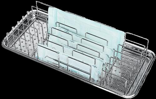 Tuttnauer Autoclave Pouch Rack For 3870 Models 2Pk