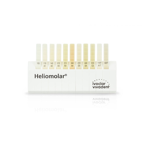 Heliomolar Shade Guide
